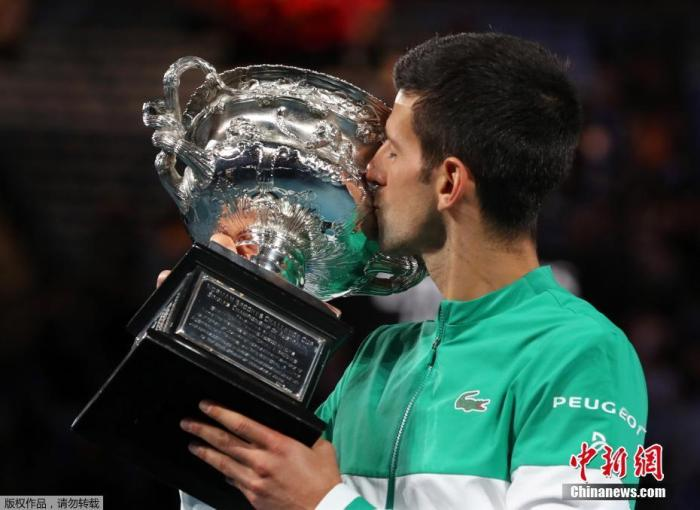 ATP排名:德约继续占据第一 榜首周数即将创历史