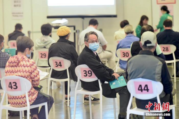 首批58.5万剂复必泰新冠疫苗运抵香港