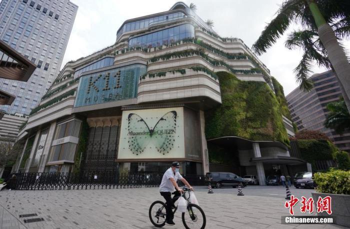 香港新增8宗病例 再多一名病人曾到访K11 MUSEA