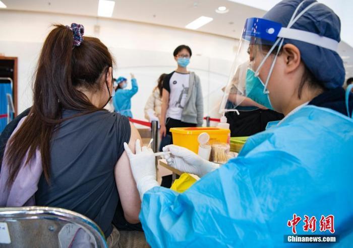 国家卫健委:正有序有力推进新冠病毒疫苗接种