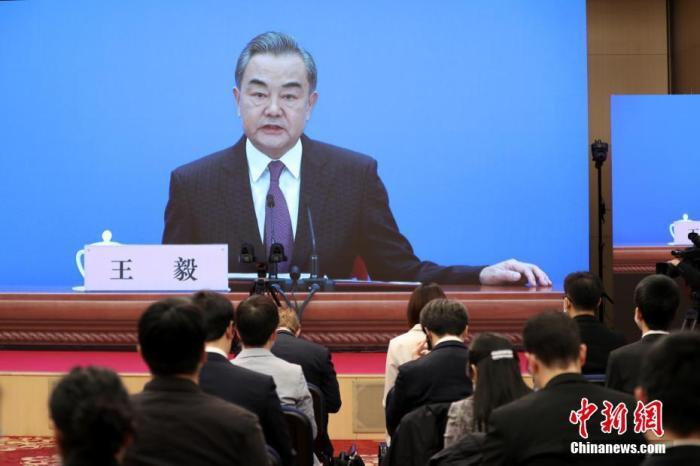 王毅:中方支持世贸组织发挥应有作用