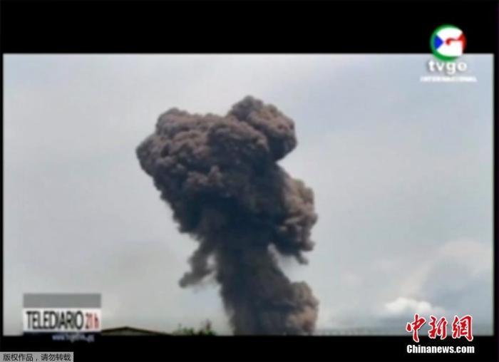 赤道几内亚爆炸事故遇难者人数升至98人