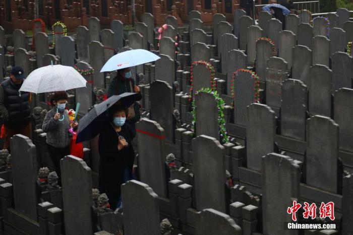 清明假期期间江南、云贵地区有阴雨 需加强火源管理