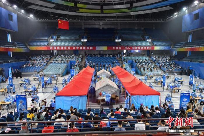 唐俊北京市累计报告接种新冠病毒疫苗1009.22万人