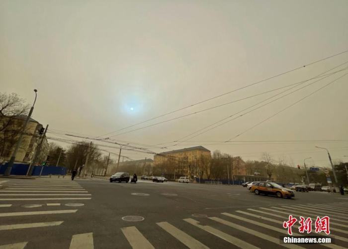今年中国共发生六次沙尘天气过程 北方地区今年平均沙尘日数11.5天