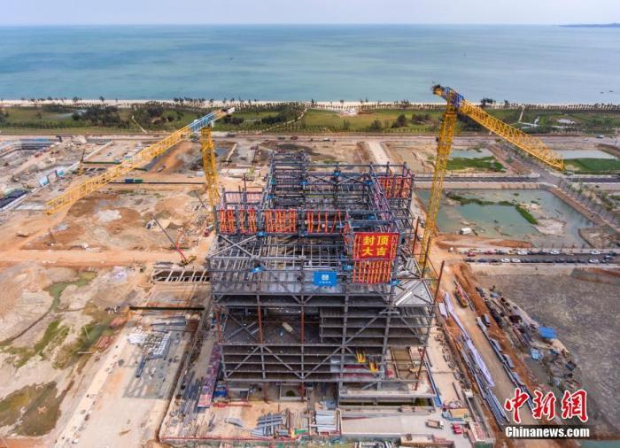"""海南省长:外资爆发式增长 海南成全球投资""""新热土"""""""