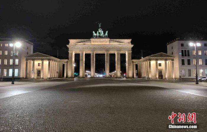 德国累计确诊人数逼近300万 医疗系统面临过载风险