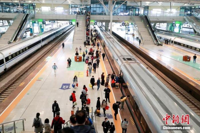 北京到西雅图交通运输部:清明假期全国预计发送旅客1.4452亿人次