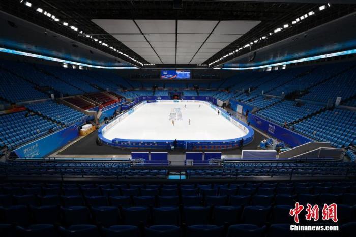 北京冬奥倒计时4个月 中国为迎八方来客做好准备