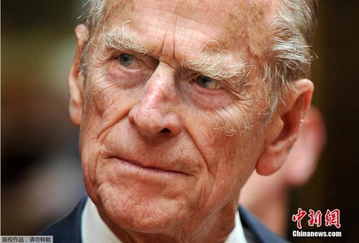 加拿大官方哀悼英女王丈夫菲利普亲王
