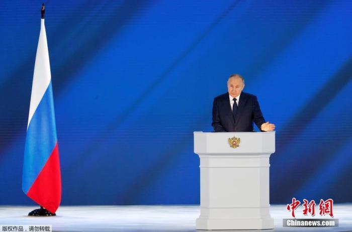 普京向国家杜马提交废除《开放天空条约》法律草案