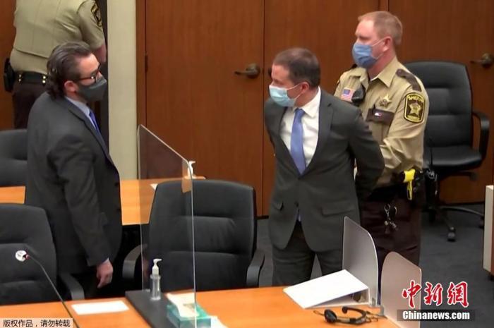 美国弗洛伊德案被告肖万或上诉 专家:翻案机会渺茫