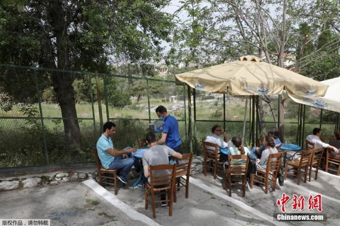 希腊公布多项解锁计划 30岁以上群体将可预约新冠疫苗