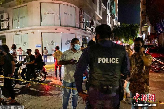 马尔代夫议长在爆炸中受伤 内政部长:无生命危险