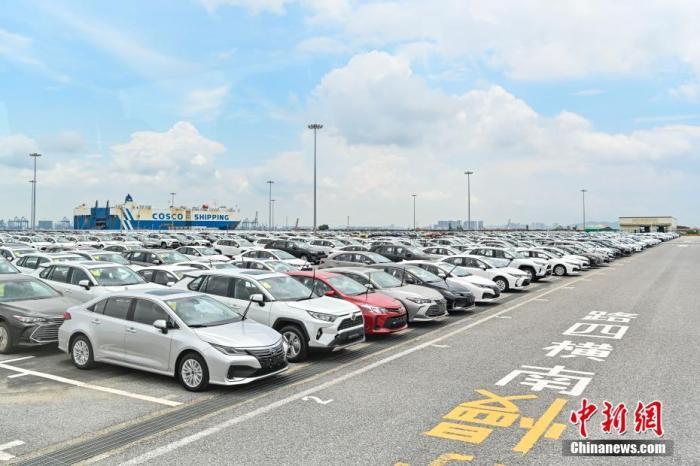 四部门联合发文:到2023年汽车可回收利用率达到95%