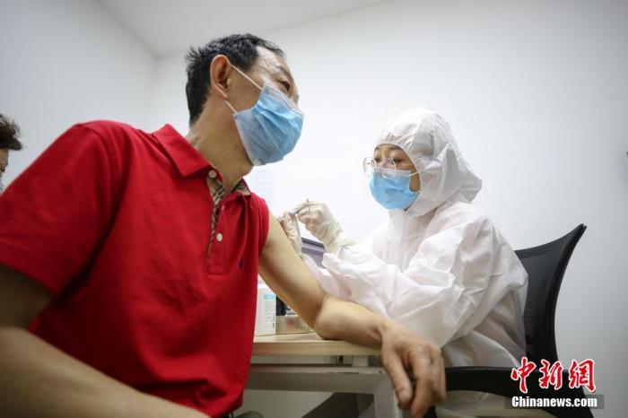 31省份已累计报告接种新冠病毒疫苗44951.1万剂次