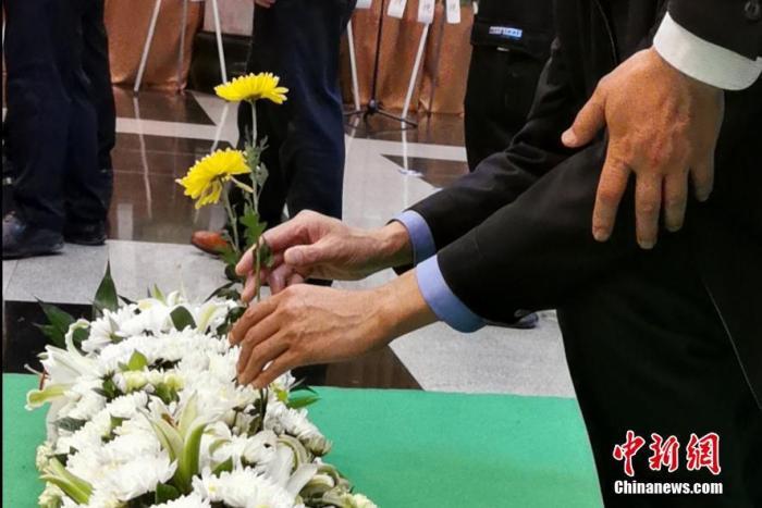 记者手记:惜别袁隆平 他回归了大地怀抱