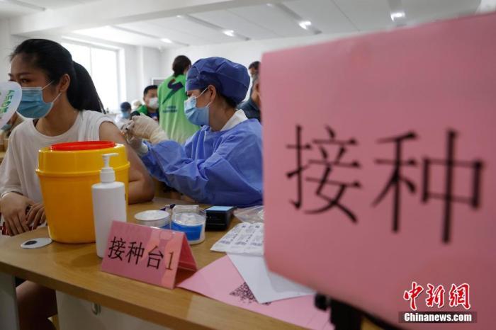 31省份累计报告接种新冠病毒疫苗84529.9万剂次