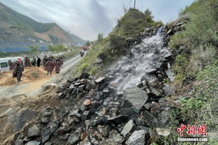 山西代县铁矿透水事故第七天:已发现11名遇难者