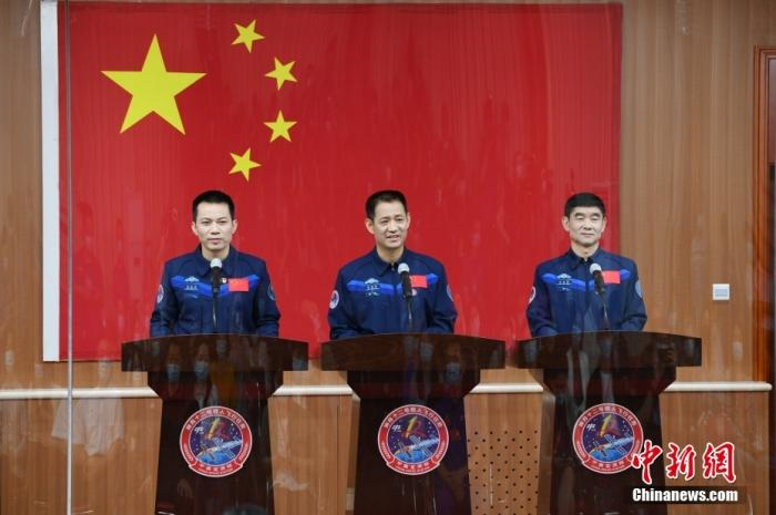"""2022年中国将完成空间站在轨建造 """"神十二""""航天员将进行2次出舱活动"""