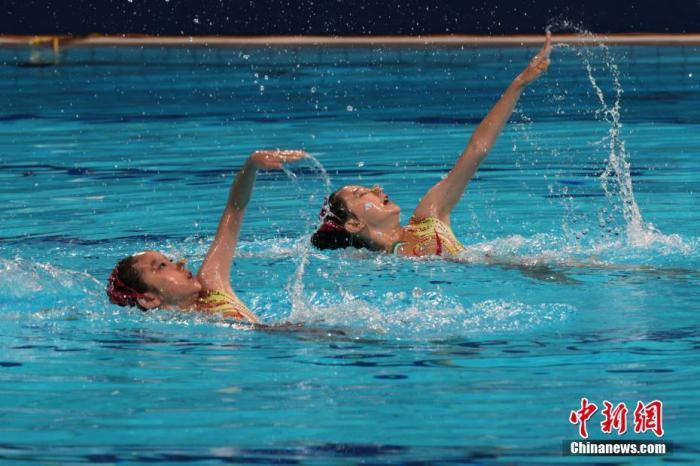 """赛事看点:""""另类""""游泳两项冲金 中国女篮剑指四强图片"""