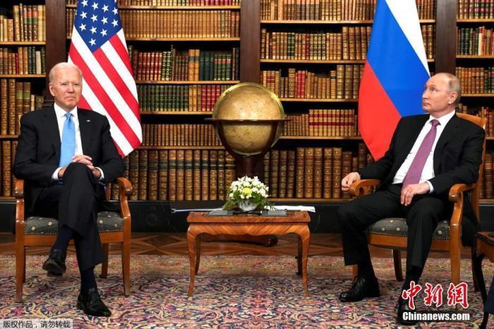 普京:与拜登会晤使双方了解彼此立场