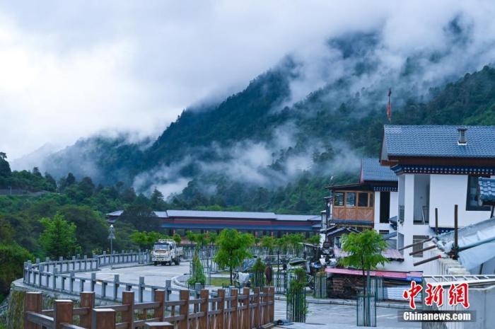 探访西藏自治区边境小镇扎日:戍边人的生活日新月