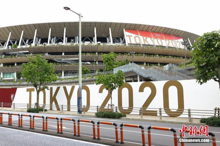 开幕式前的东京有什么不同?