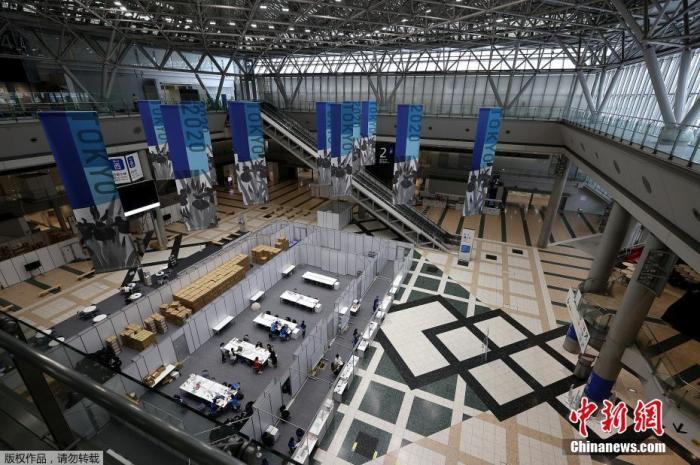 外媒:东京奥运会东京都内所有场馆将空场举办