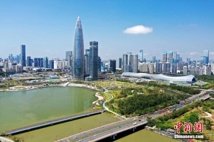 资料图:广东深圳。