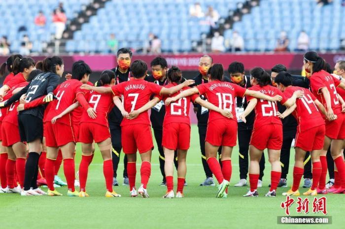 图为比赛现场。 图片来源:视觉中国