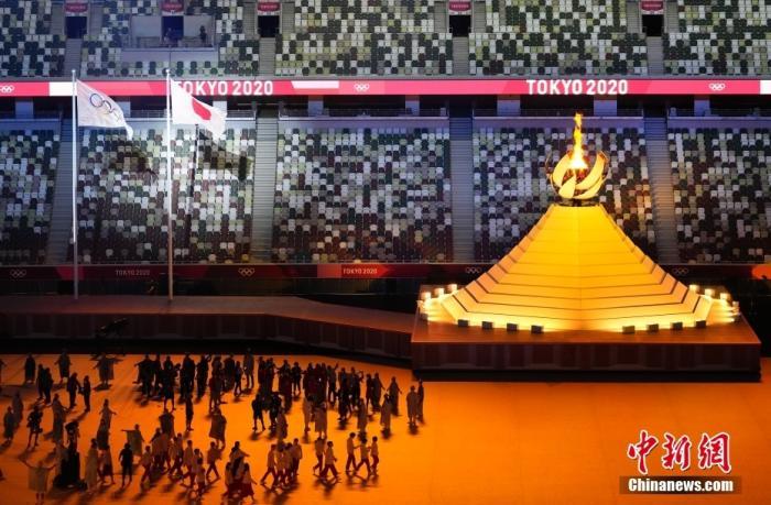 """东京奥运相关病例已达123例 众多比赛因疫情""""空场"""""""