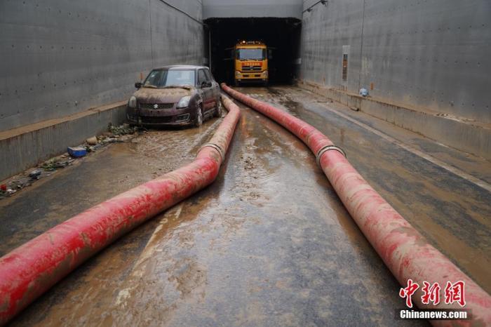 国家发改委紧急通知:极端天气隧道涵洞要及时封路防贻误战机