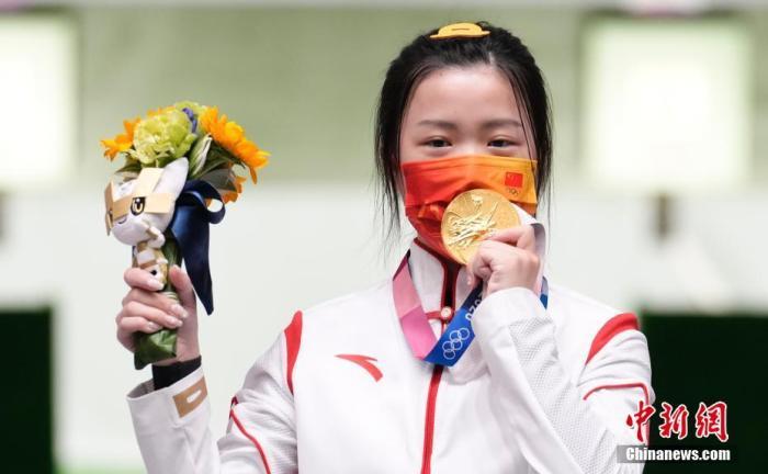 夺得东京奥运会首金 杨倩为备战奥运会从清华休学
