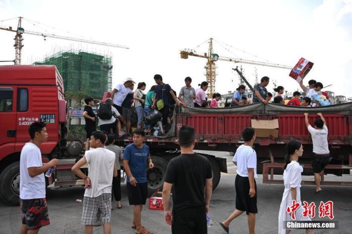 河南:此轮强降雨已致99人遇难 失踪人员仍在核查中