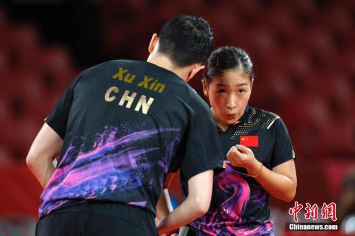 刘国梁称刘诗雯价值高于奥运金牌图片