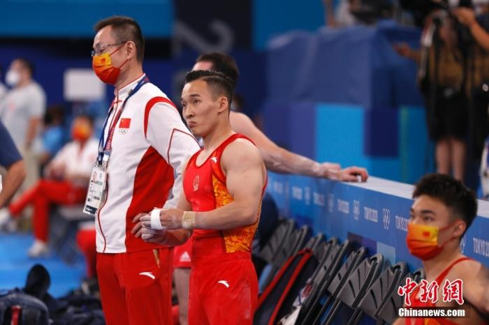 肖若腾感谢东京奥运会