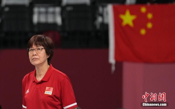 郎平官宣卸任中国女排主教练