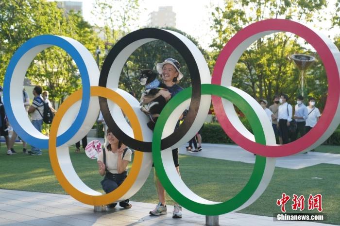 东京奥运新冠相关病例超400人 8人被剥夺参加资格图片