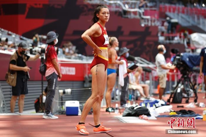 中国田径首位归化选手亮相女子全能 男子200米加拿大名将夺冠图片