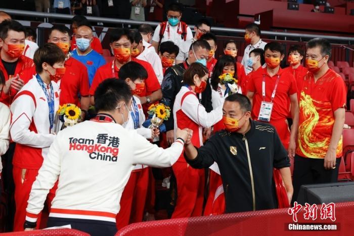 为备战东京奥运 刘国梁放弃竞选国际乒联主席