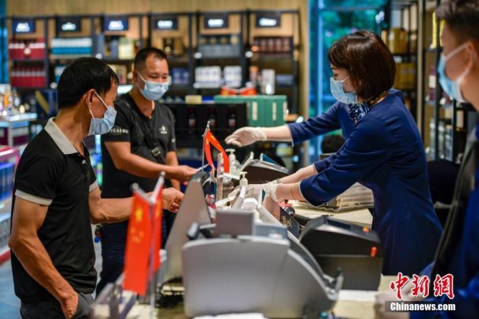 商务部:提升传统消费能级 加快培育新型消费