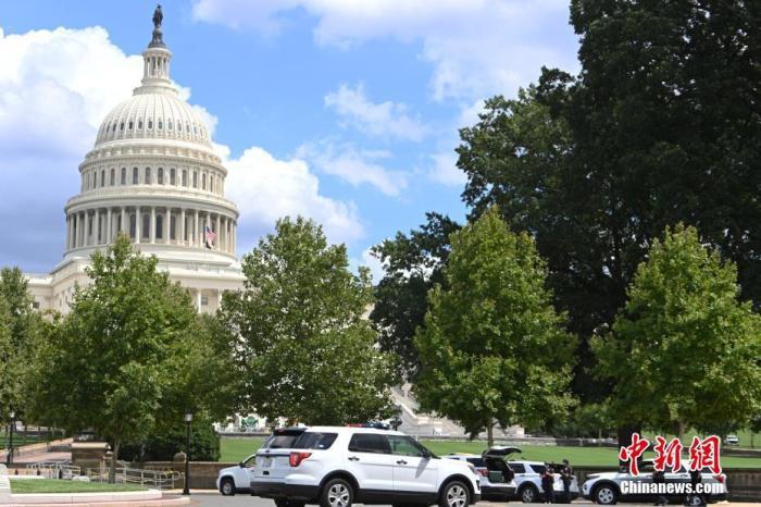资料图:美国会大厦西侧广场。 <a target='_blank' href='http://meiqiglass.com/'>中新社</a>记者 陈孟统 摄