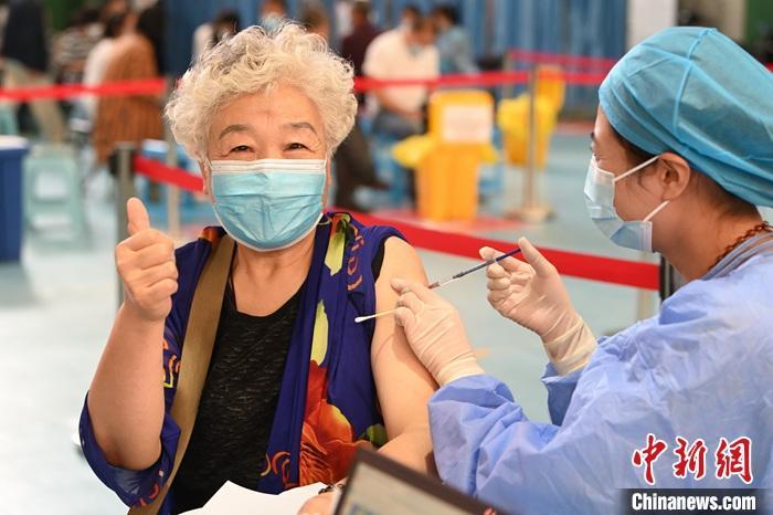 31省份累计报告接种新冠病毒疫苗218098.6万剂次