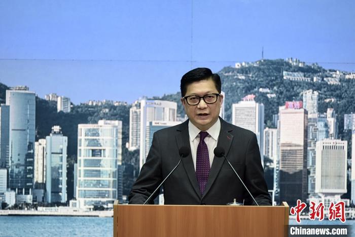 邓炳强:现在是回归以来进行香港基本法第23条立法的最佳时机