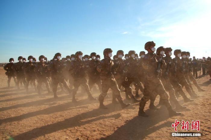"""""""和平使命-2021""""联合军演观察之一:中方参演部队如何""""打响班长的战斗""""?"""