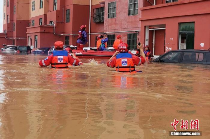 应急管理部:前三季度各种自然灾害共造成9494万人次受灾