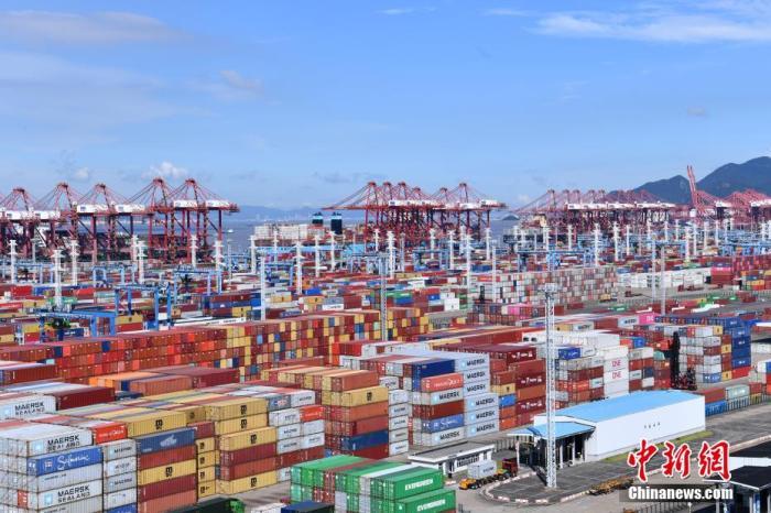 1-9月进出口、出口、进口金额均创历史同期新高