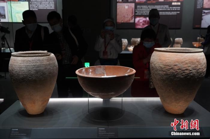 中国考古学者百年追寻:仰韶文化从哪来(图)