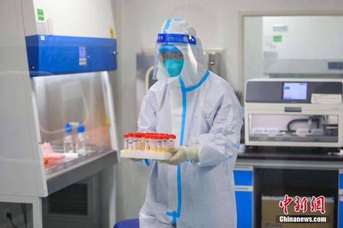 国务院联防联控机制:核酸检测机构要向社会提供24小时检测服务